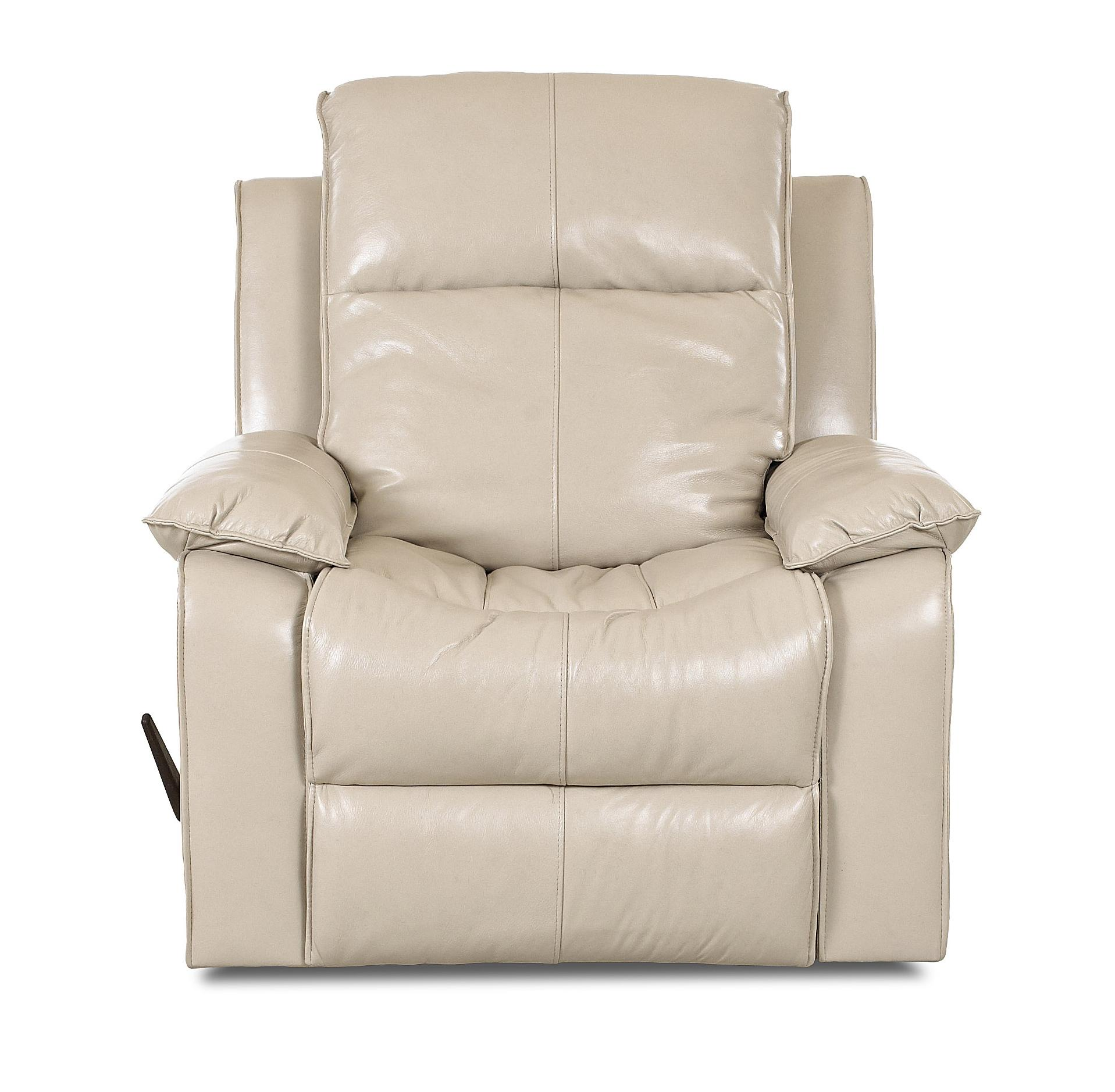 Reclining Rocking Chair Castaway Casual Reclining Rocking Chair With Bucket Seat