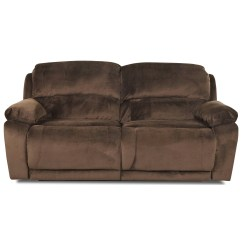 Klaussner Grand Power Reclining Sofa Grey Corner Images Charmed Double Sheely 39s