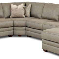 Transitional Style Sectional Sofas Contemporary Grey Leather Corner Sofa Klaussner Clanton With Right