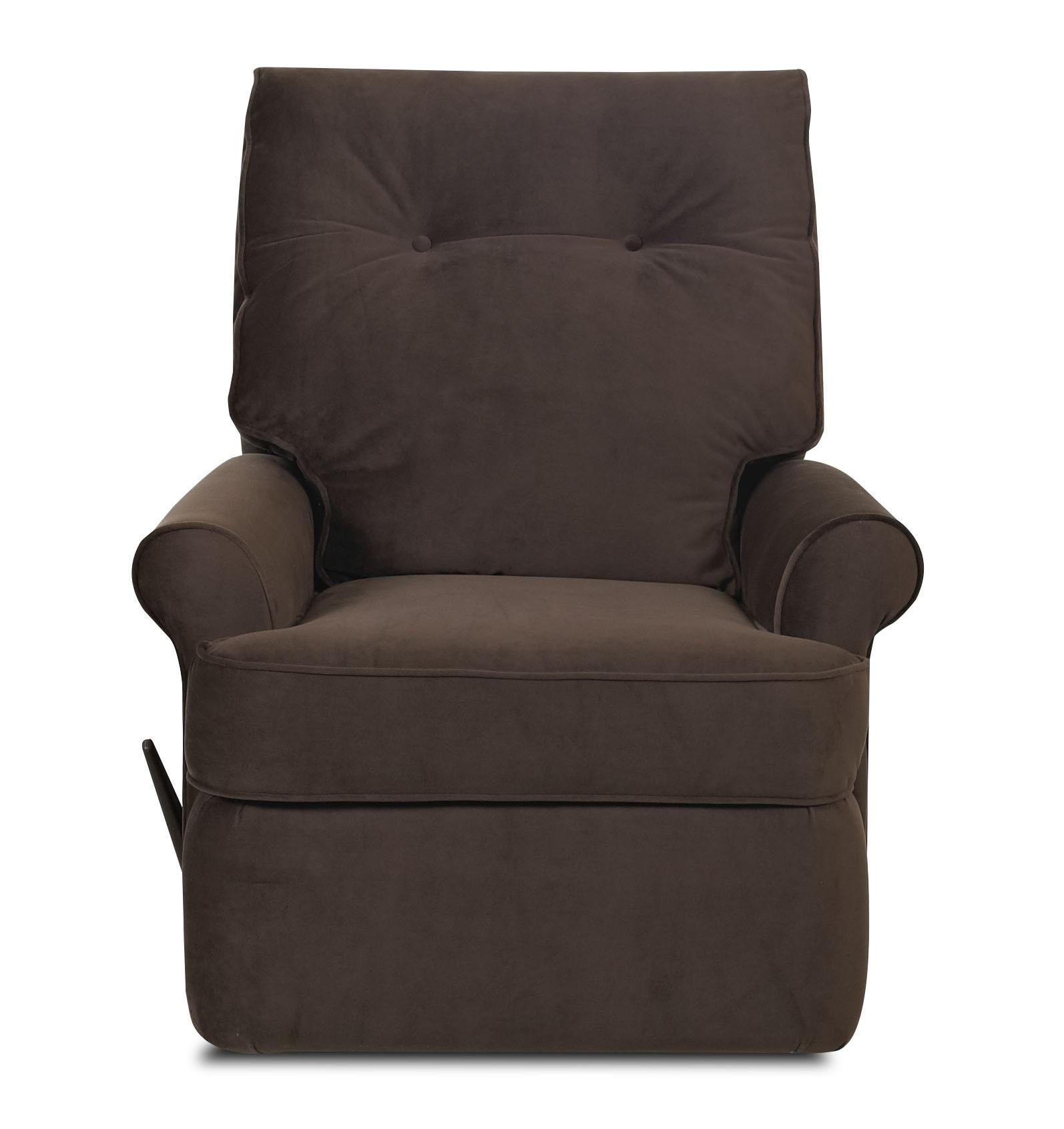 Reclining Chairs Clearwater Transitional Power Reclining Chair By Klaussner