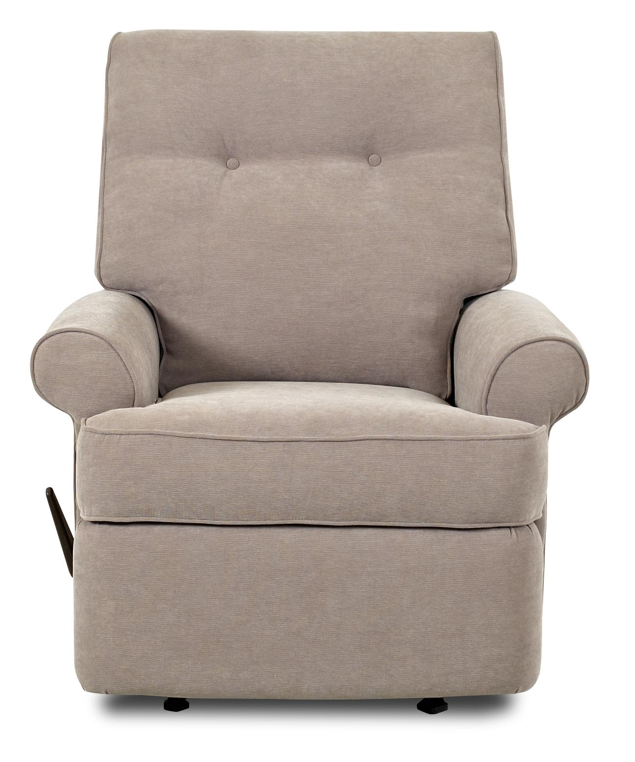Power Reclining Chairs Clearwater Transitional Power Reclining Chair By Klaussner