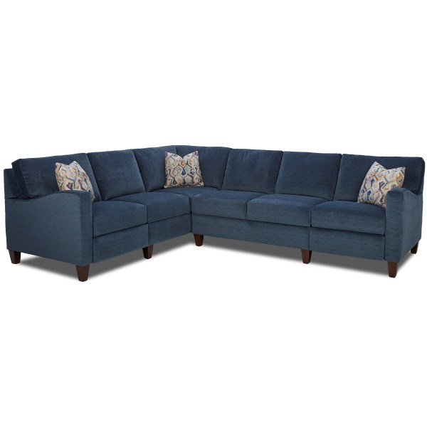 Klaussner Reclining Sectional Sofas