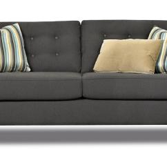 Emma Tufted Sofa Scandinavian Design Bed Klausner Klaussner Home Furnishings Asheboro Nc Thesofa