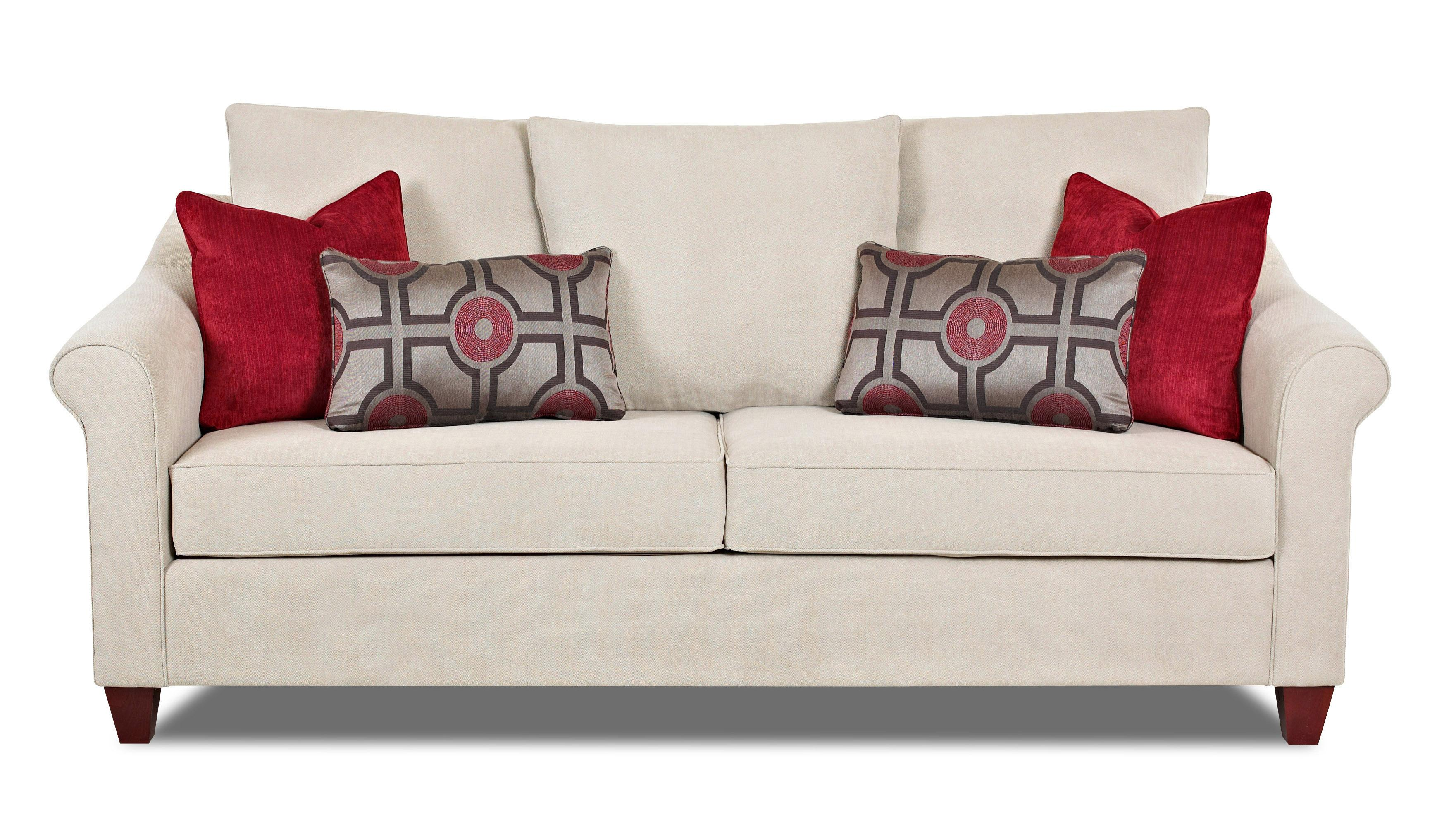 sofa set dealer in pune city and wingback chairs klaussner diego transitional with tapered legs