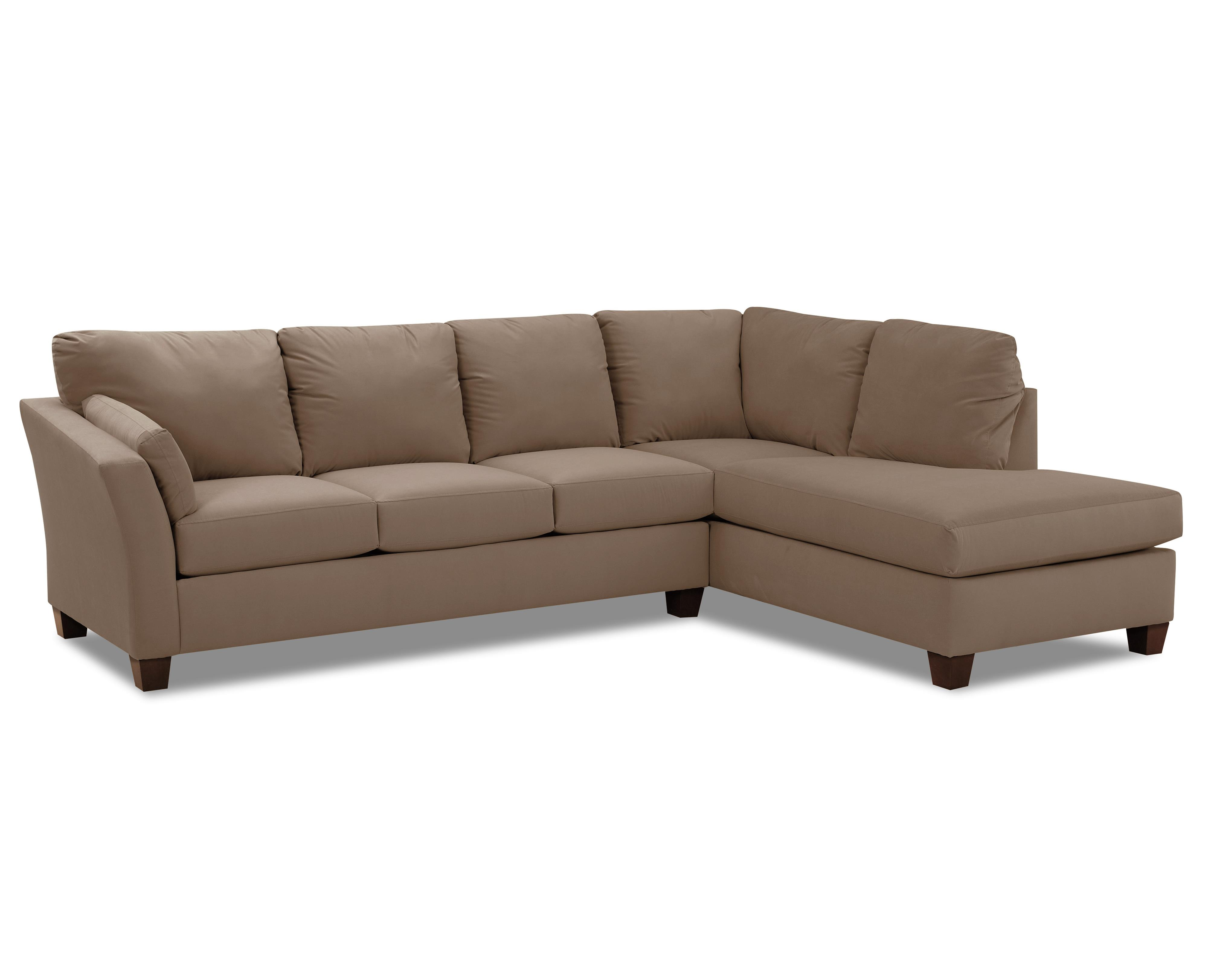 klaussner sofa and loveseat set wood bed plans drew two piece sectional with chaise
