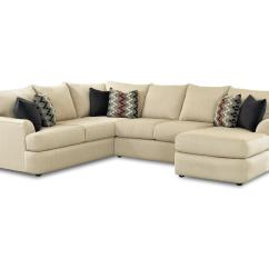 Left Chaise Sofa Sectional Slipcover Crypton Fabric Sofas Uk Findley With Right Arm Lounger By
