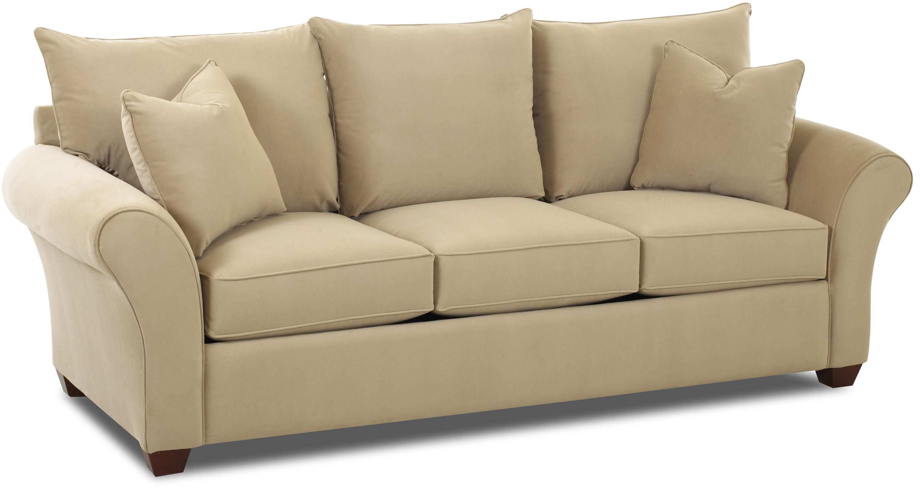 queen sleeper sofa rooms to go air chair price in desh klaussner fletcher innerspring old