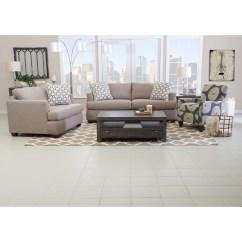 Queen Sleeper Sofa Rooms To Go La Z Boy Metro Klaussner Jack K49500 Dqsl Dreamquest