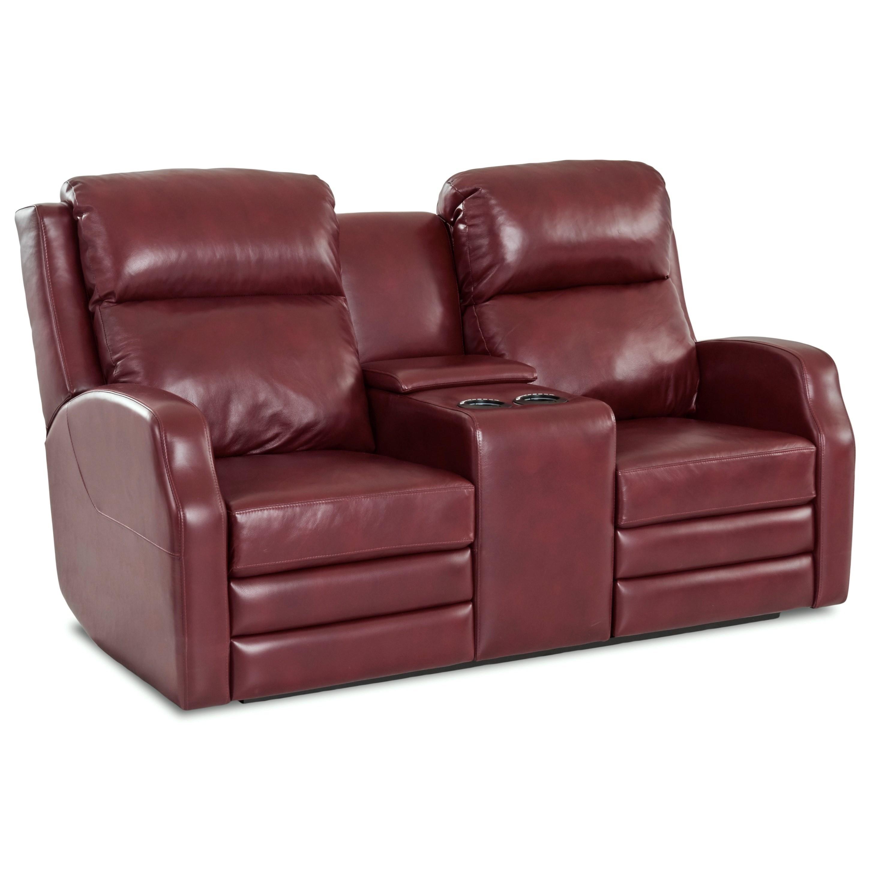 klaussner grand power reclining sofa camarote con cama en costa rica kamiah loveseat with cupholder