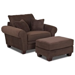 Oversized Chair And Ottoman Set Target Leather Chairs Kazler Morris Home