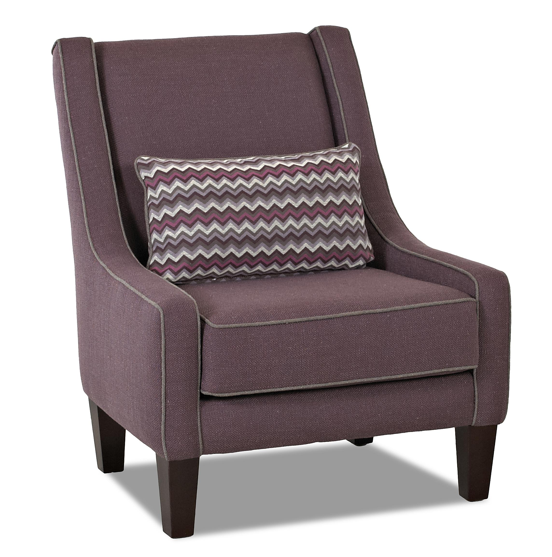 value city furniture accent chairs dining chair covers china klaussner and accents matrix with