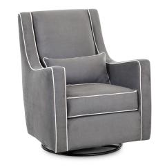 Swivel Chair Value City 2 Patio Set Klaussner Chairs And Accents Contemporary Lacey