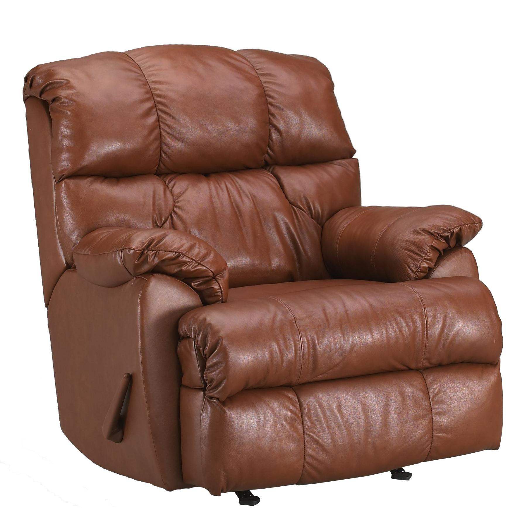 Recliner Rocking Chair Klaussner Recliners Rugby Rocking Recliner Chair Value
