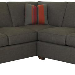 Klaussner Loomis Sectional Sofa Cheap Good Quality Beds 2 Piece Group Value City