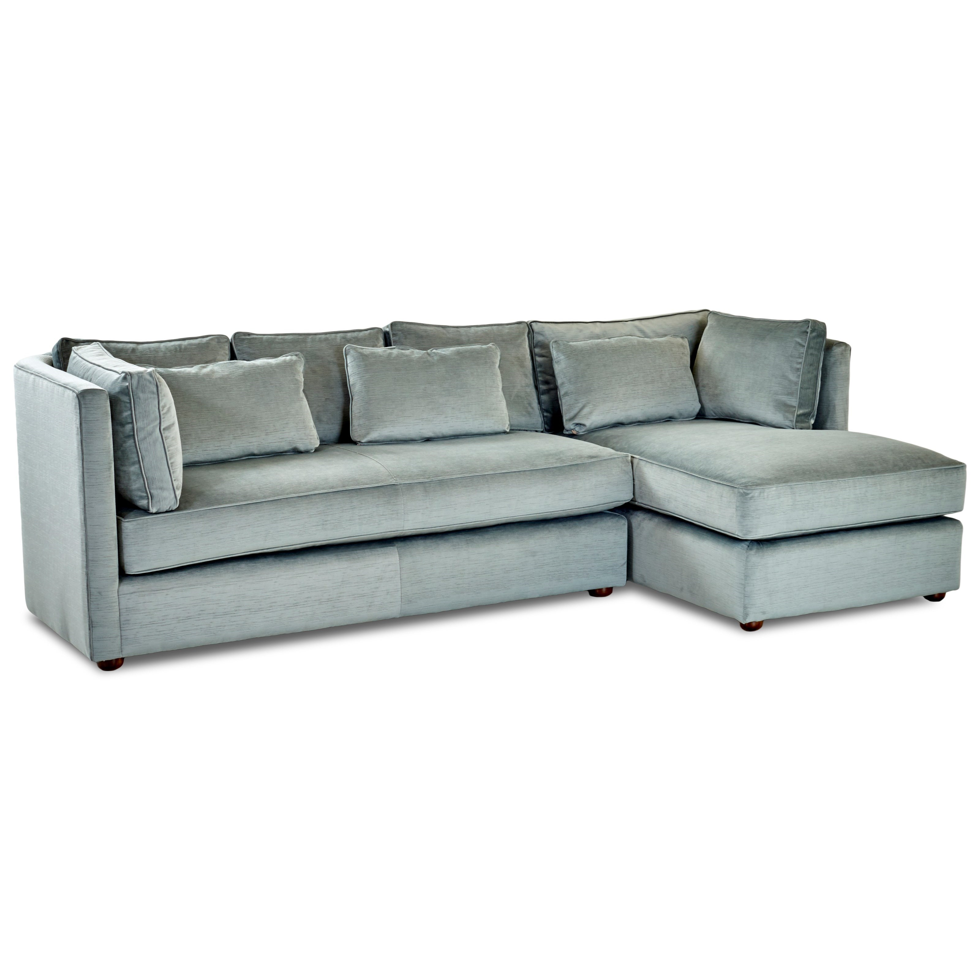 monroe sofa white leather reclining and loveseat klaussner contemporary with chaise pilgrim