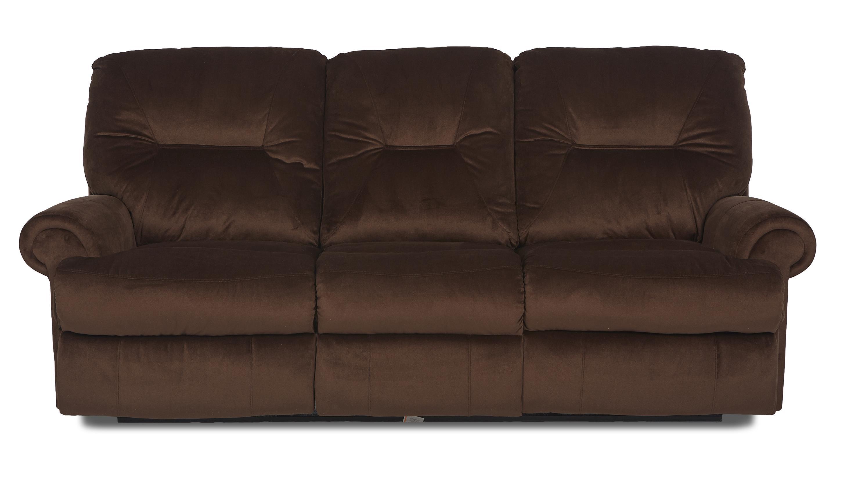 klaussner grand power reclining sofa cheap cream roadster traditional