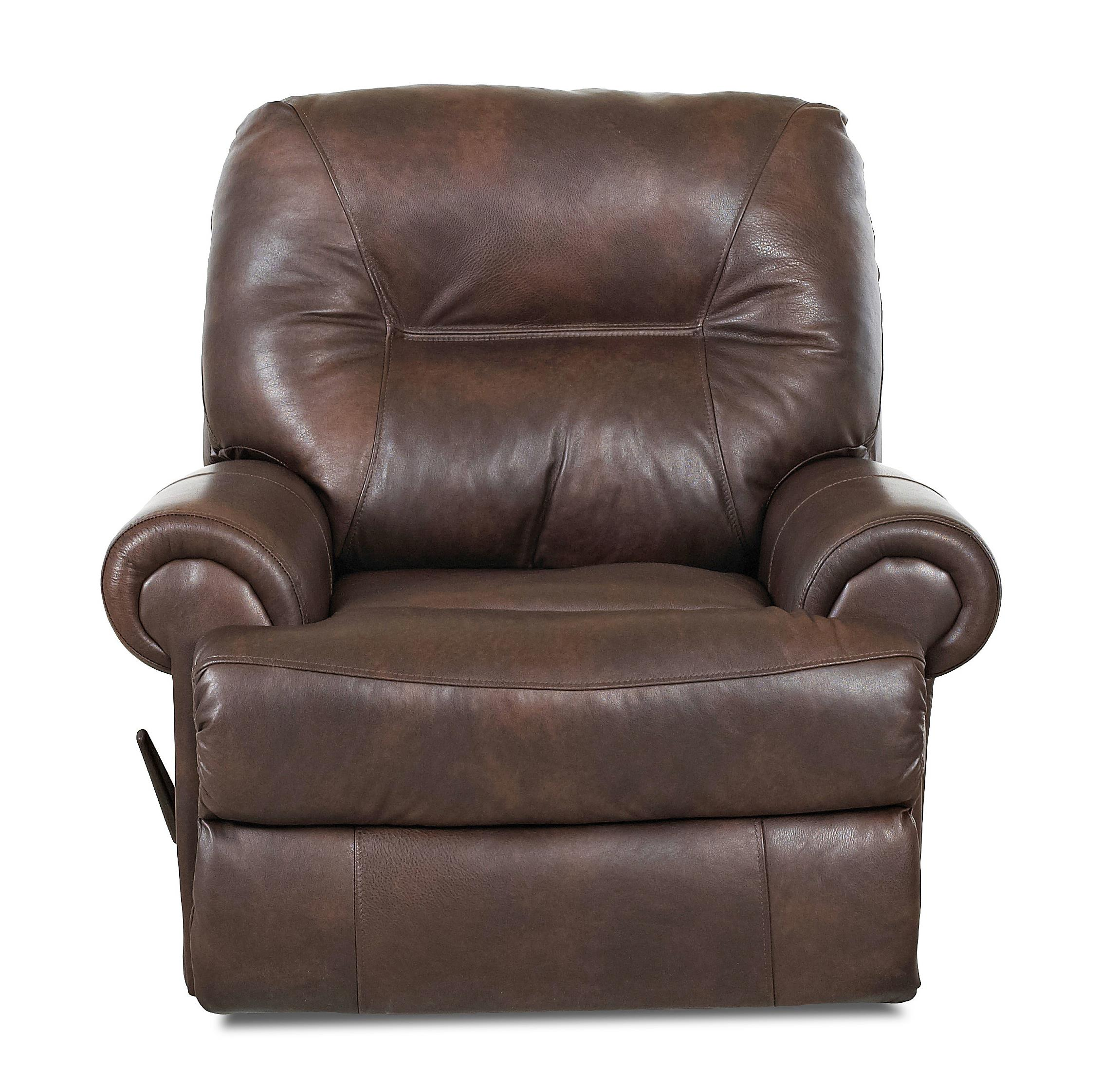 Power Reclining Chairs Klaussner Roadster Traditional Power Reclining Chair