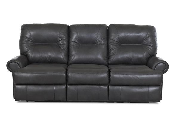 Power Reclining Sofa Traditional