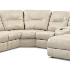Reclinable Sectional Sofas Sam S Club Harper Leather Sofa Klaussner Roadster Traditional Reclining