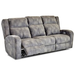 Two Cushion Power Reclining Sofa Cheap Bed Loveseat Klaussner Robinson Casual Johnny