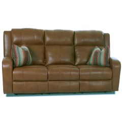 Robinson And Leather Sofa 3 Seater Bed Uk Klaussner Lv64903 8p Pwrs Power Reclining