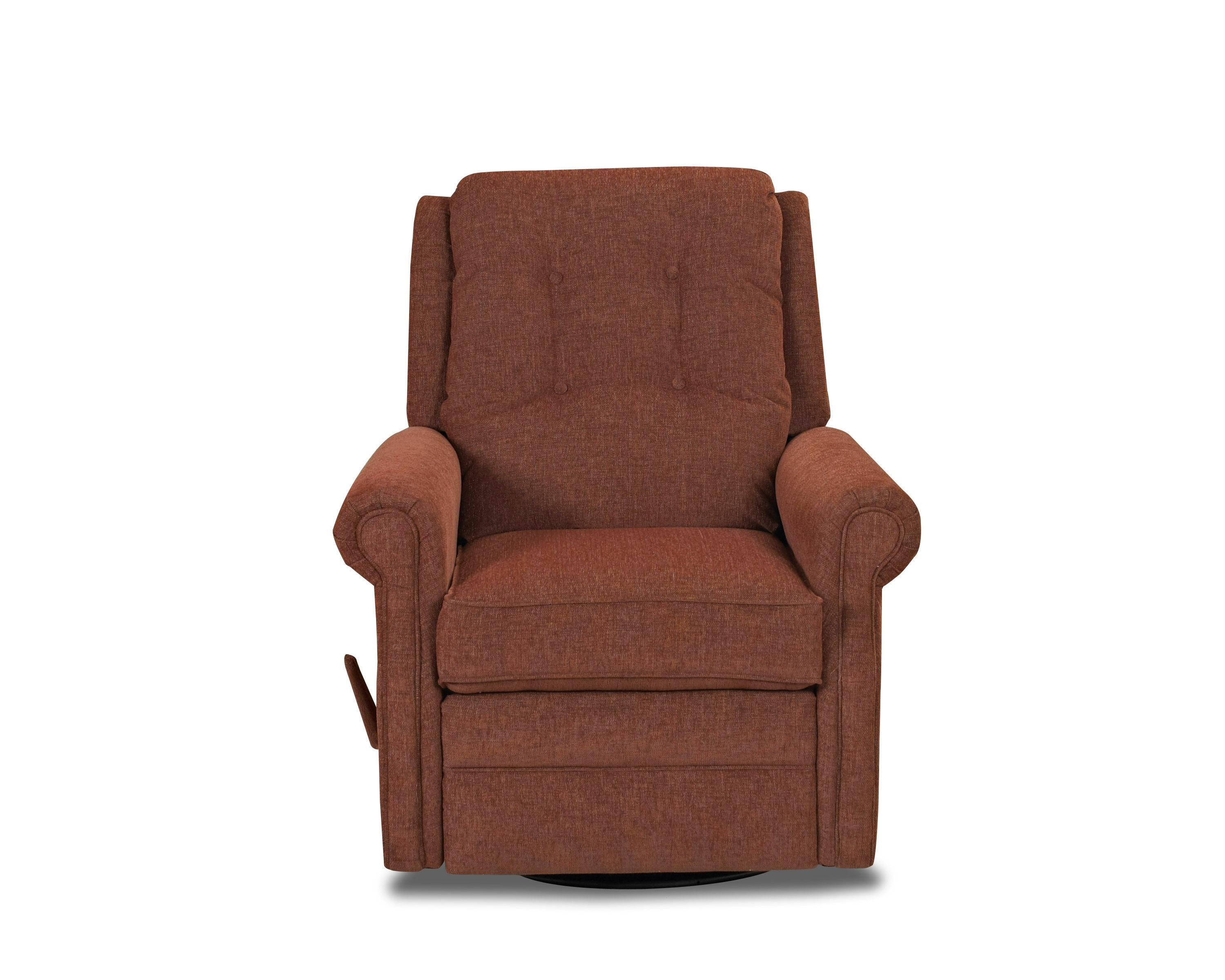 Recliner Rocking Chair Manual Swivel Rocking Reclining Chair