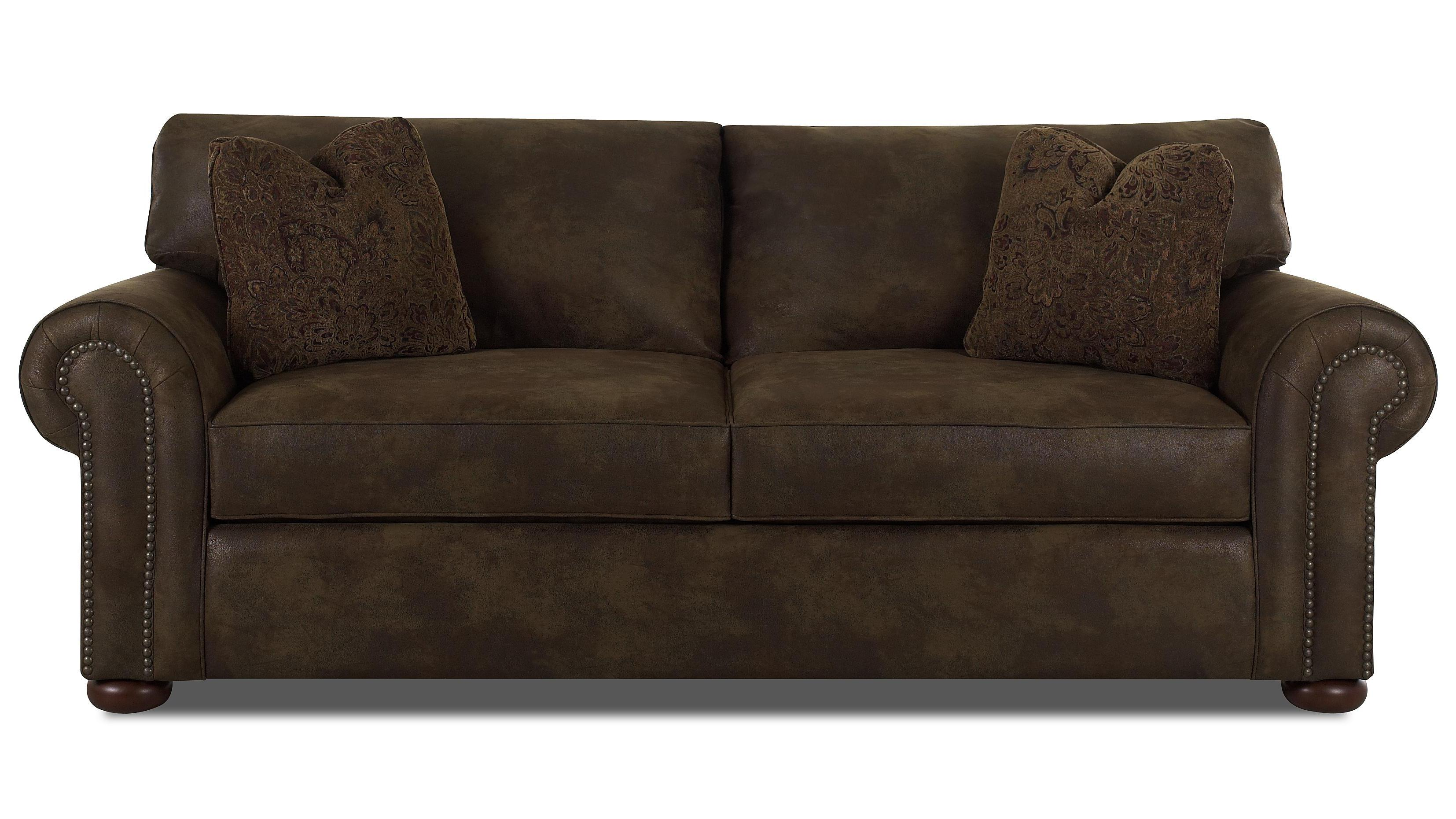 sienna sofa sleeper double futon bed dimensions klaussner heights furniture