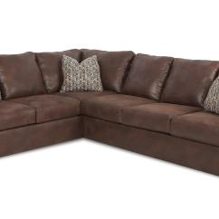 Klaussner Sofa And Loveseat Set European Style Bed Toronto Walton Casual Sectional Olinde 39s