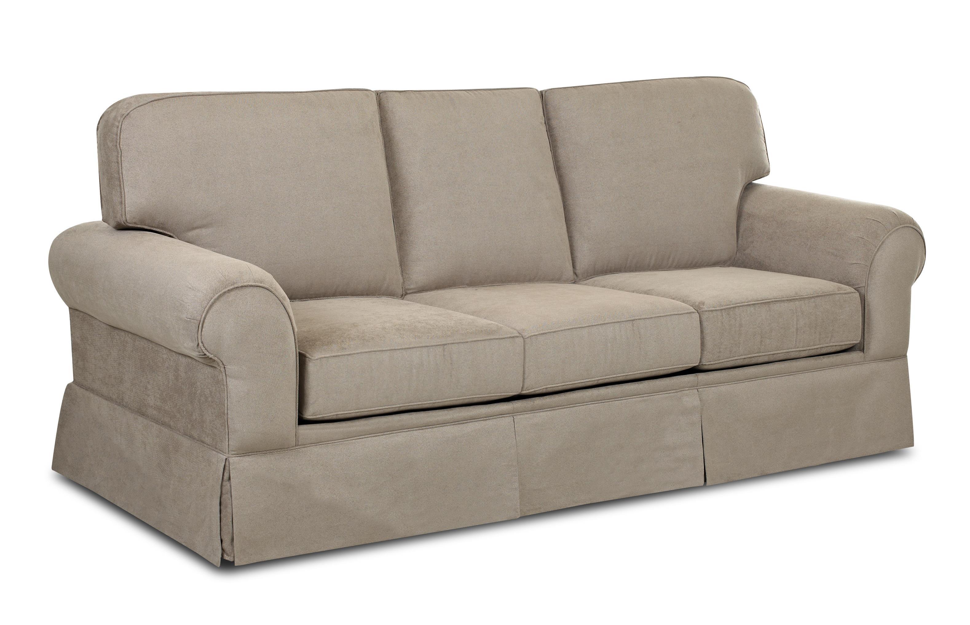 klaussner sofa and loveseat set modern design woodwin innerspring queen sleeper johnny