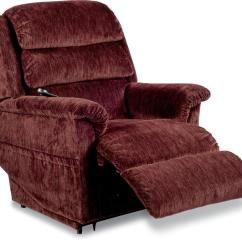 La Z Boy Lift Chair Parts Covers Banquet Astor Platinum Luxury Powerreclinexr 43 With
