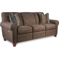 Sofa Reclinable 3 Cuerpos Ripley With Wooden Arms And Legs Uk La Z Boy Bennett Duo Power Reclining Usb