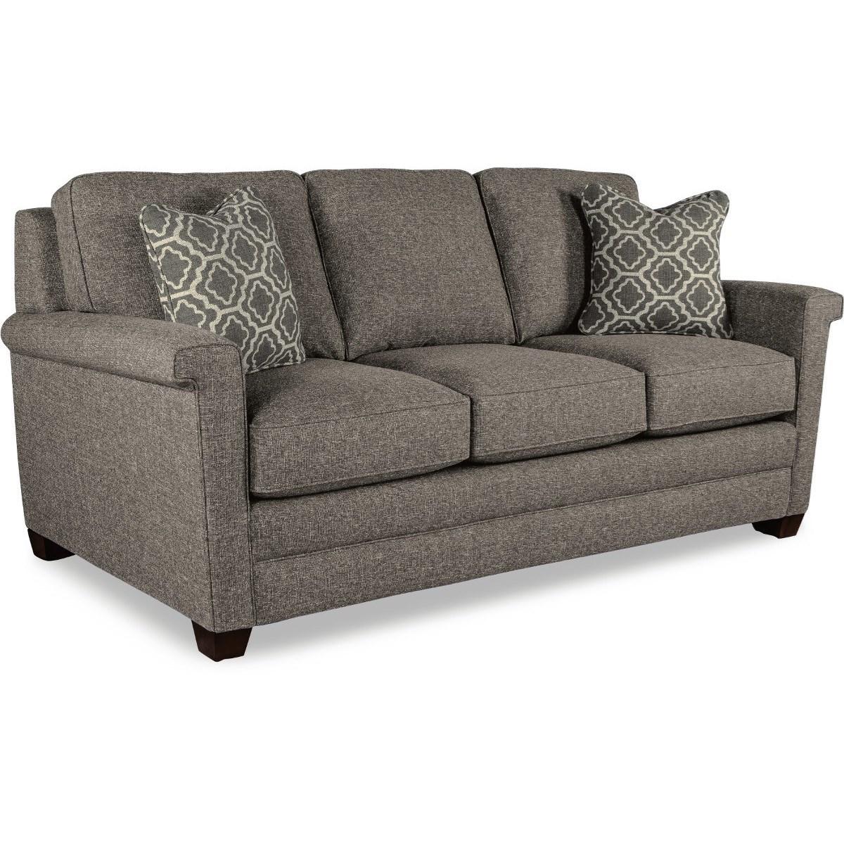 comfortable queen sleeper sofa leather sectional dallas tx la z boy bexley contemporary conlin 39s