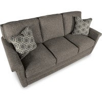La-Z-Boy Bexley Contemporary Queen Sleeper Sofa | Conlin's ...