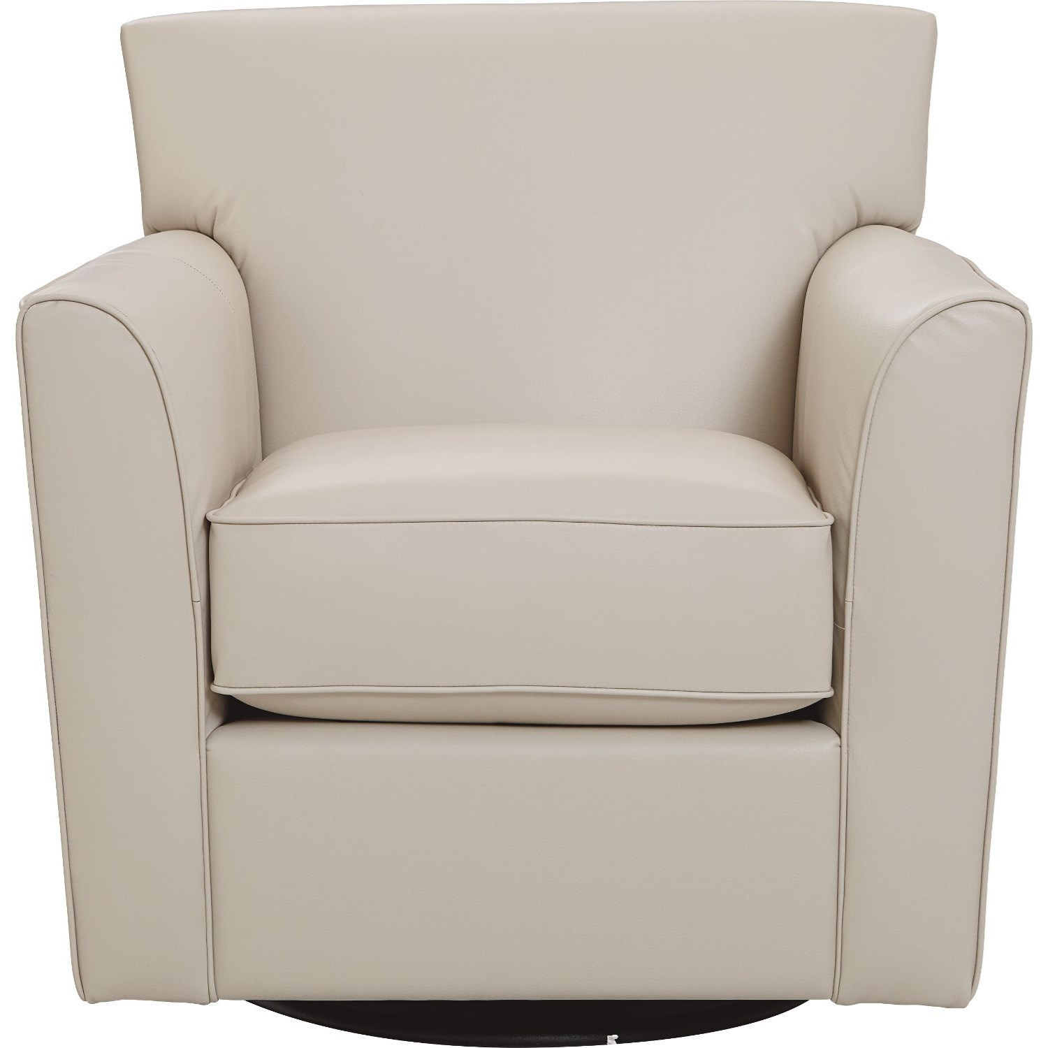 la z boy swivel chair best for spinal fusion chairs allegra with flared arms