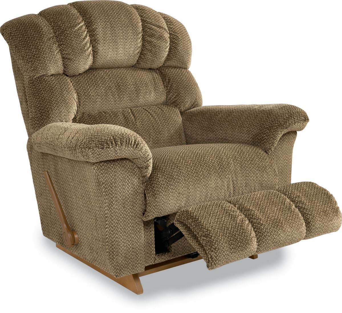 Reclining Rocking Chair Crandell Reclina Rocker Reclining Chair By La Z Boy