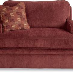 La Z Boy Diana Sleeper Sofa Lazy Parts Transitional Supreme Comfort Twin Sleep