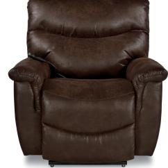 La Z Boy Lift Chair Parts Target Kids James Casual Silver Luxury Power Recliner