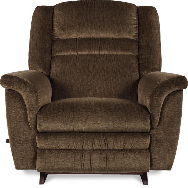 Lazy Boy Rocker Recliner Fabric Chairs
