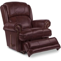 La Z Boy Swivel Chair Leather Club Recliners Kirkwood Reclina Glider