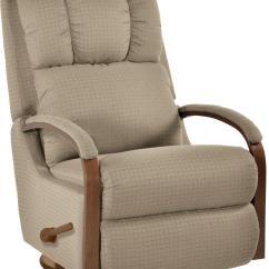 La Z Boy Swivel Chair White Wooden Rocking Uk Recliners Harbor Town Reclina Glider