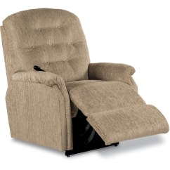 La Z Boy Lift Chair Hand Control Eddie Bauer Outdoor Recliners Ally With Recline And Silver