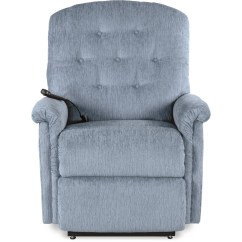 La Z Boy Lift Chair Hand Control Best Company Swivel Rocker Recliners Ally With Recline And Silver