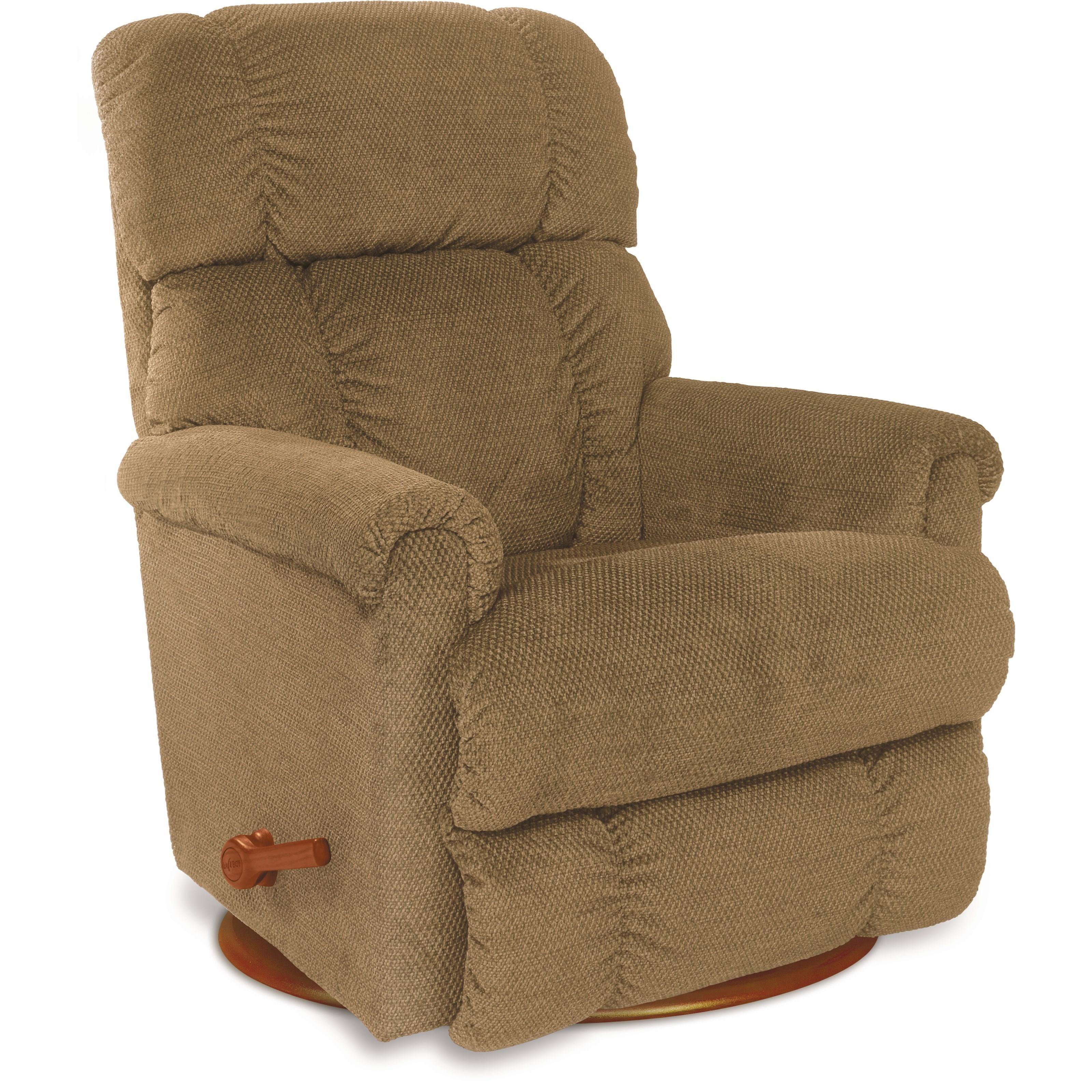 la z boy swivel chair custom barber chairs atlanta pinnacle reclina glider rocker recliner