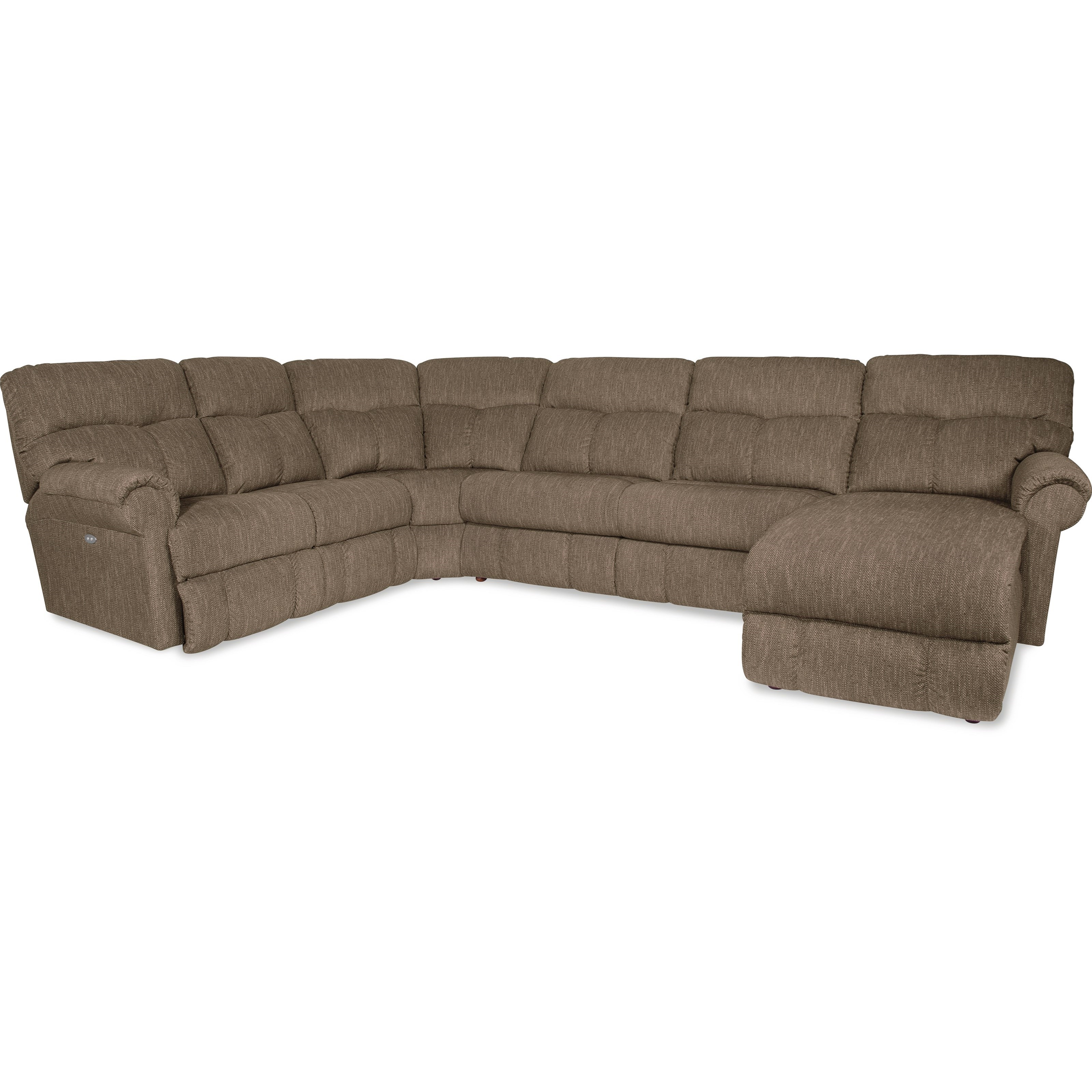 4 piece recliner sectional sofa leather repair mississauga la z boy sheldon casual four reclining