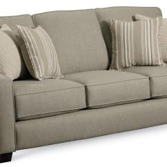 Lane Sleeper Sofa Queen Sofas Etc Simi Valley Ethan 677 35 Contemporary Nassau
