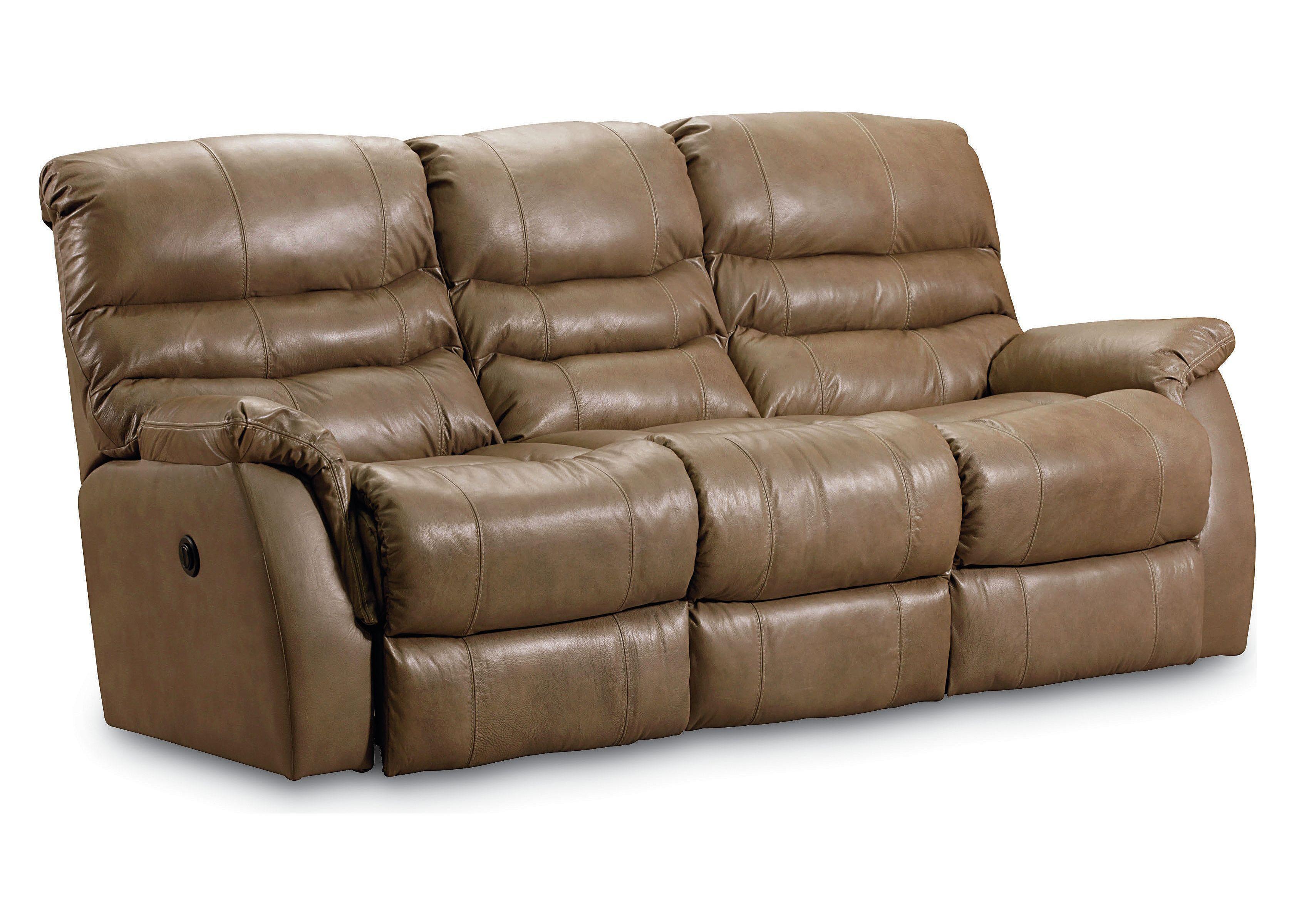 lane dual power reclining sofa sleepers full size garrett casual double