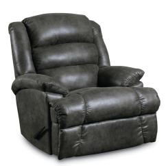 Big And Tall Recliner Chair Yankee Stadium Chairs Lane Knox 8418 Comfortking Rocker