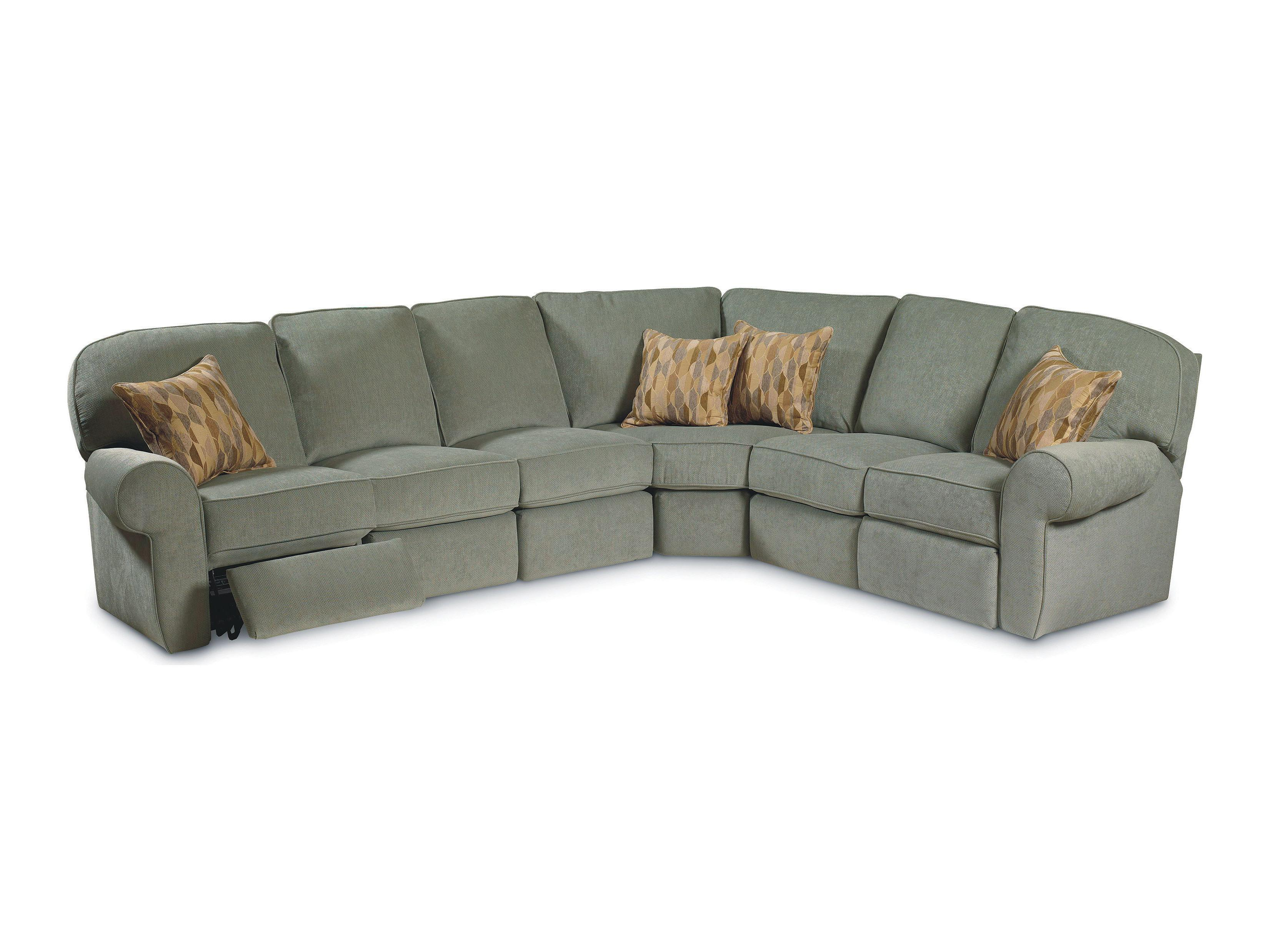 4 piece recliner sectional sofa furhaven quilted pet throw lane megan powerized reclining