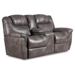 Lane Dual Power Reclining Sofa Round Bed Montgomery 216 63 Double Console