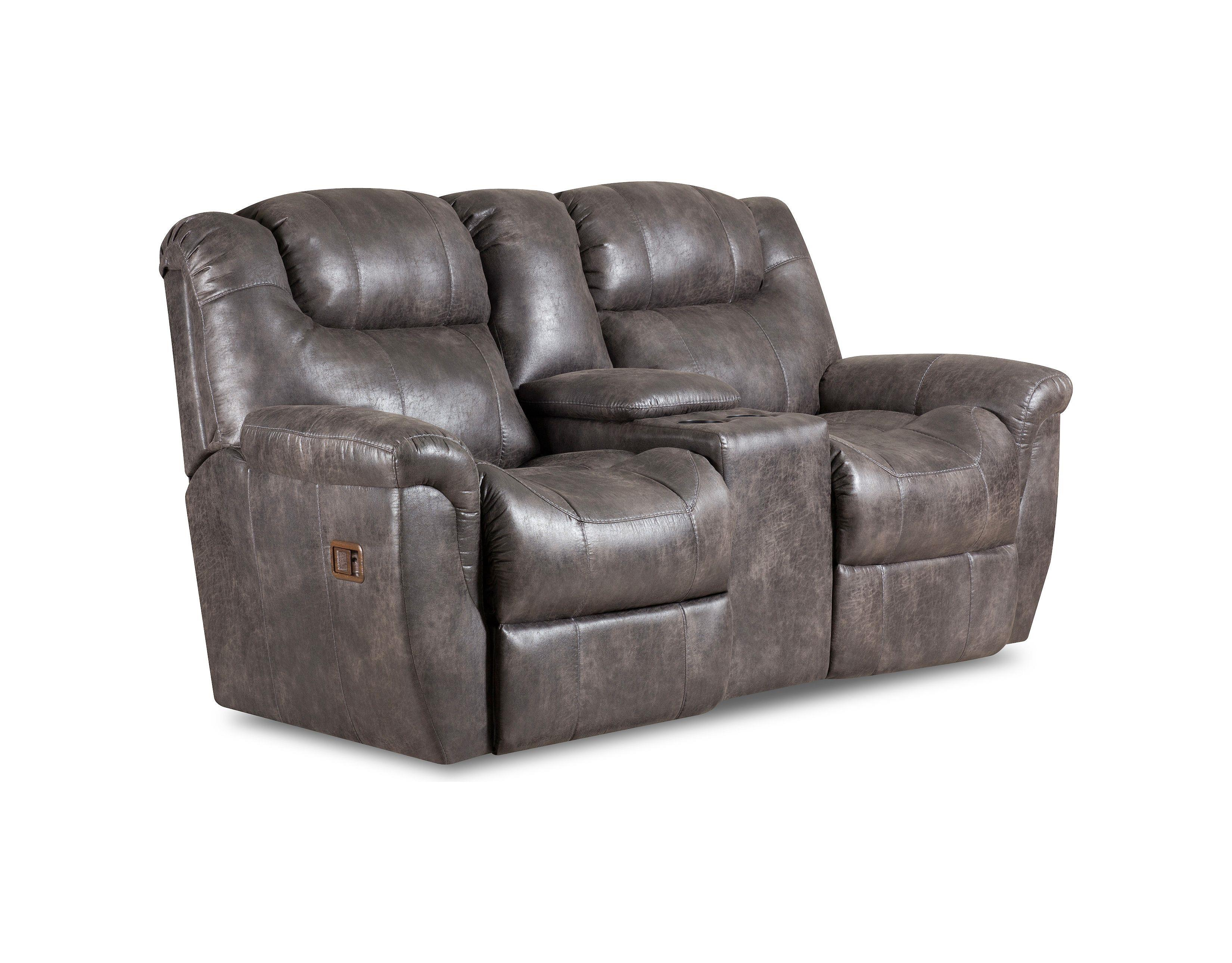 lane triple reclining sofa leather colorado springs montgomery 216 63 double power console